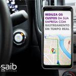 Conheça o Saib Entrega – Monitoramento em Tempo Real